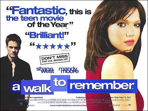 O iubire de neuitat (2002) - subtitrat in limba romana - A Walk to Remember